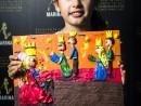 Scoala de vara Modelaj plastilina Ilustratie de carte Smaranda 2 130x98 Scoala de Vara, 2016   Galerie Foto
