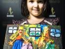 Scoala de vara Modelaj plastilina Ilustratie de carte Sofia 2 130x98 Scoala de Vara, 2016   Galerie Foto