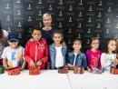Scoala de vara Obiect decorativ Tehnica servetelului Suport tacamuri Daria David Irina Luca Teuta Ema Ilinca Ioana 130x98 Scoala de Vara, 2016   Galerie Foto