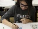 Atelier Design Vestimentar Acuarele Costumul in Egiptul Antic Sabina 130x98 Atelier design vestimentar, Copii 8 18 ani