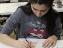 Atelier Design Vestimentar Acuarele Costumul in antichitate Delia 130x98 Atelier design vestimentar, Copii 8 18 ani