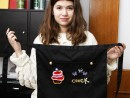 Atelier Design Vestimentar Broderie briosa pe sort Daria 130x98 Atelier design vestimentar, Copii 8 18 ani