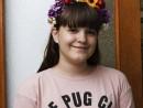 Atelier Design Vestimentar Cordeluta cusuta si decorata Daria 130x98 Atelier design vestimentar, Copii 8 18 ani
