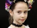 Atelier Design Vestimentar Cordeluta cusuta si decorata Marusia 130x98 Atelier design vestimentar, Copii 8 18 ani