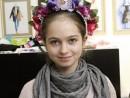 Atelier Design Vestimentar Cordeluta cusuta si decorata Miruna 130x98 Atelier design vestimentar, Copii 8 18 ani