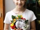 Atelier Design Vestimentar Cordeluta cusuta si decorata Otilia 130x98 Atelier design vestimentar, Copii 8 18 ani