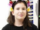 Atelier Design Vestimentar Cordeluta cusuta si decorata Stefania 130x98 Atelier design vestimentar, Copii 8 18 ani