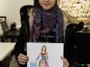 Atelier Design Vestimentar Costumul in Baroc Taisia 130x98 Atelier design vestimentar, Copii 8 18 ani