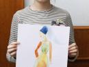 Atelier Design Vestimentar Costumul in Evul Mediu Gotic Ilinca 130x98 Atelier design vestimentar, Copii 8 18 ani