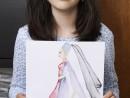 Atelier Design Vestimentar Costumul in Evul Mediu Gotic Raluca 130x98 Atelier design vestimentar, Copii 8 18 ani