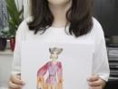 Atelier Design Vestimentar Costumul in Grecia Antica Raluca 130x98 Atelier design vestimentar, Copii 8 18 ani
