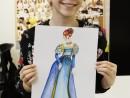 Atelier Design Vestimentar Costumul in Renastere Sabina 130x98 Atelier design vestimentar, Copii 8 18 ani