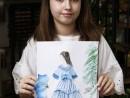 Atelier Design Vestimentar Costumul in Rococo Creioane acuarelabile liner Sabina 130x98 Atelier design vestimentar, Copii 8 18 ani