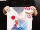 Atelier Design Vestimentar Creare si Decorare tricou individual cu tema Pasarea Alexandra 130x98 Atelier design vestimentar, Copii 8 18 ani