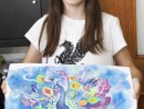 Atelier Design Vestimentar Creare si Decorare tricou individual cu tema Pasarea Anastasia 130x98 Atelier design vestimentar, Copii 8 18 ani