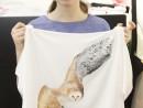 Atelier Design Vestimentar Creare si Decorare tricou individual cu tema Pasarea Miruna 130x98 Atelier design vestimentar, Copii 8 18 ani