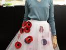 Atelier Design Vestimentar Creatie Fusta Tulle Ilinca 130x98 Atelier design vestimentar, Copii 8 18 ani