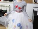 Atelier Design Vestimentar Creatie fusta Tulle Marusia 130x98 Atelier design vestimentar, Copii 8 18 ani