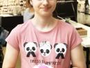 Atelier Design Vestimentar Creatie suport de bolduri Maria 130x98 Atelier design vestimentar, Copii 8 18 ani