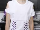 Atelier Design Vestimentar Decupaj tricou individual 130x98 Atelier design vestimentar, Copii 8 18 ani