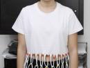 Atelier Design Vestimentar Decupaj tricou individual Mara 130x98 Atelier design vestimentar, Copii 8 18 ani