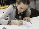 Atelier Design Vestimentar Desen creioane colorate Proportiile corpului uman Maria 130x98 Atelier design vestimentar, Copii 8 18 ani