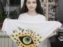 Atelier Design Vestimentar Esarfa animal print Manuela1 130x98 Atelier design vestimentar, Copii 8 18 ani