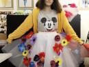 Atelier Design Vestimentar Fusta Tulle Alexandra 130x98 Atelier design vestimentar, Copii 8 18 ani