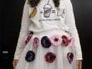 Atelier Design Vestimentar Fusta Tulle Manuela 130x98 Atelier design vestimentar, Copii 8 18 ani