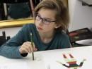 Atelier Design Vestimentar Geometrizarea corpului uman Ioana 130x98 Atelier design vestimentar, Copii 8 18 ani
