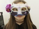 Atelier Design Vestimentar Masca Stilul Elegant Alexia 130x98 Atelier design vestimentar, Copii 8 18 ani