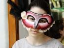 Atelier Design Vestimentar Masca Stilul Elegant Ana 130x98 Atelier design vestimentar, Copii 8 18 ani