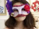 Atelier Design Vestimentar Masca stilul elegant Alexandra 130x98 Atelier design vestimentar, Copii 8 18 ani