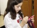 Atelier Design Vestimentar Masca stilul elegant Manuela 130x98 Atelier design vestimentar, Copii 8 18 ani