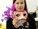 Atelier Design Vestimentar Masca stilul elegant Stefania 130x98 Atelier design vestimentar, Copii 8 18 ani