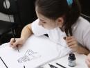 Atelier Design Vestimentar Pictura pe tricou Calatoria Ioana 130x98 Atelier design vestimentar, Copii 8 18 ani