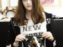 Atelier Design Vestimentar Poseta Stilul Punk Ilinca 130x98 Atelier design vestimentar, Copii 8 18 ani