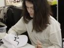 Atelier Design Vestimentar Sapca cusuta si decorata Alexandra 130x98 Atelier design vestimentar, Copii 8 18 ani