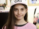 Atelier Design Vestimentar Sapca cusuta si decorata Anastasia 130x98 Atelier design vestimentar, Copii 8 18 ani