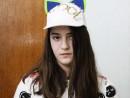 Atelier Design Vestimentar Sapca cusuta si decorata Ilinca1 130x98 Atelier design vestimentar, Copii 8 18 ani
