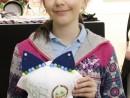 Atelier Design Vestimentar Sapca cusuta si decorata Ioana 130x98 Atelier design vestimentar, Copii 8 18 ani