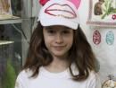 Atelier Design Vestimentar Sapca cusuta si decorata Marusia 130x98 Atelier design vestimentar, Copii 8 18 ani