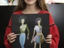 Atelier Design Vestimentar Stilul Punk Antonia 130x98 Atelier design vestimentar, Copii 8 18 ani