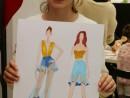 Atelier Design Vestimentar Stilul Romantic Ioana 130x98 Atelier design vestimentar, Copii 8 18 ani