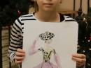 Atelier Design Vestimentar Stilul Romantic Ioana1 130x98 Atelier design vestimentar, Copii 8 18 ani