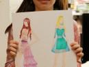 Atelier Design Vestimentar Stilul Romantic Maria 130x98 Atelier design vestimentar, Copii 8 18 ani