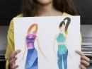 Atelier Design Vestimentar Stilul Sport Antonia 130x98 Atelier design vestimentar, Copii 8 18 ani
