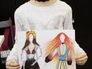 Atelier Design Vestimentar Stilul Traditional Marusia 130x98 Atelier design vestimentar, Copii 8 18 ani