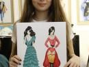 Atelier Design Vestimentar Stilul romantic Ana Maria 130x98 Atelier design vestimentar, Copii 8 18 ani