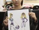 Atelier Design Vestimentar Stilul sport Daria 130x98 Atelier design vestimentar, Copii 8 18 ani